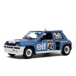 Renault 5 Turbo 49 European Cup 1981 Walter Rohrl Solido S1801307
