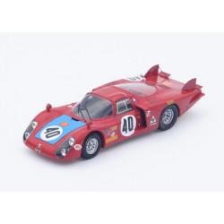 Alfa Romeo 33/2 40 24 Heures du Mans 1968 Spark S4368