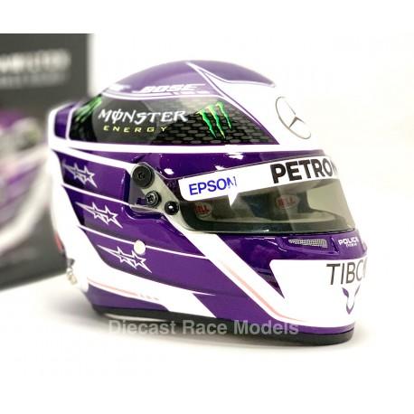 Casque Helmet 1/2 Lewis Hamilton F1 2020 Bell 4100047