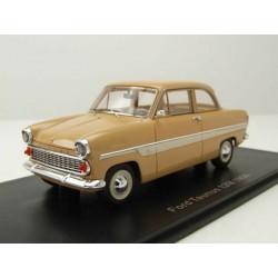 Ford Taunus 12M Limousine 1959 Beige Blanche NEO NEO45927