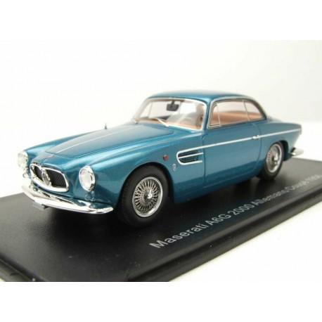 Maserati A6G2000 Allemano Coupe 1956 Turquoise Metallic NEO NEO046562