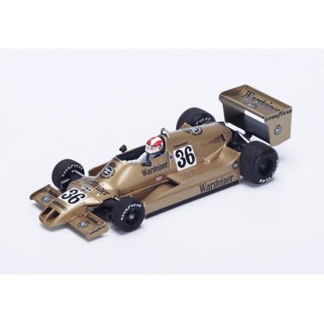 Arrows A1 F1 USA 1978 Rolf Stommelen Spark S3905