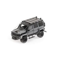 Brabus 550 Adventure 4x4 based on G500 2017 Grey Minichamps 437037160