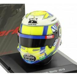 Casque Helmet 1/5 Lando Norris McLaren F1 2019 Spark S5HF025