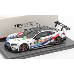 BMW M8 GTE 82 24 Heures du Mans 2019 Truescale TSM430474