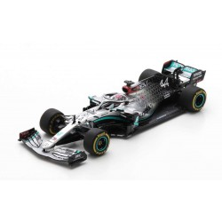 Mercedes F1 W11 EQ Performance 44 F1 Test Barcelona 2020 Lewis Hamilton Spark S6450