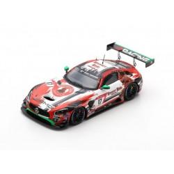 Mercedes AMG GT3 17 24 Heures du Nurburgring 2019 Spark SG530