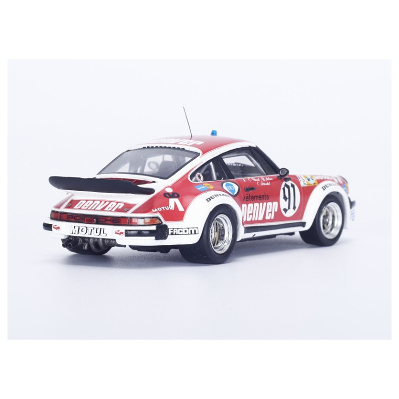 porsche 934 91 24 heures du mans 1980 spark s4421 miniatures minichamps. Black Bedroom Furniture Sets. Home Design Ideas