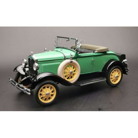 Ford Model A Roadster 1931 Green Sunstar SUN6127