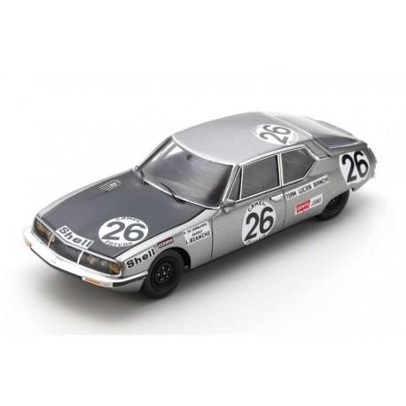Citroen SM 26 24 Heures de Spa Francorchamps 1971 Spark SB340