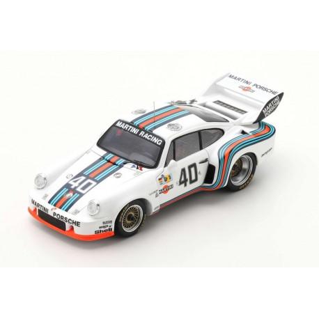 Porsche 935 40 Essais 24 Heures du Mans 1976 Spark S4753