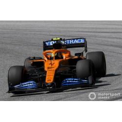 McLaren Renault MCL35 4 F1 3ème Autriche 2020 Lando Norris Spark S6469