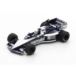 Brabham BT52B 6 F1 Winner Afrique du Sud 1983 Riccardo Patrese Spark S7099