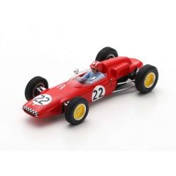 Lotus 21 22 F1 Belgique 1962 Jo Siffert Spark S7117