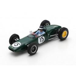 Lotus 21 15 F1 3ème Pays Bas 1961 Jim Clark Spark S7118