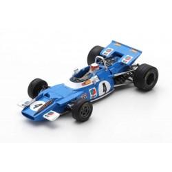 Matra MS80 4 F1 Winner Pays Bas 1969 Jackie Stewart Spark S7191