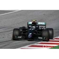 Mercedes F1 W11 EQ Performance 77 F1 Winner Autriche 2020 Valtteri Bottas Minichamps 410200177
