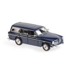 Volvo 121 Amazon Break 1966 Dark Blue Minichamps 940171011