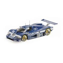 Sauber C9 61 24 Heures du Mans 1987 Minichamps 155873561