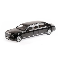 Bentley Mulsanne Grand Limousine by Mulliner 2017 Onyx Almost Real ALM830602