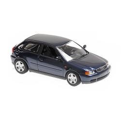 Audi A3 1996 Blue Minichamps 940015100