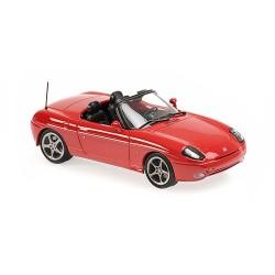 Fiat Barchetta 1995 Red Maxichamps 940121930