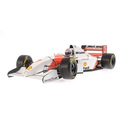 McLaren Ford MP4/8 F1 Europe 1993 Michael Andretti Minichamps 530931827