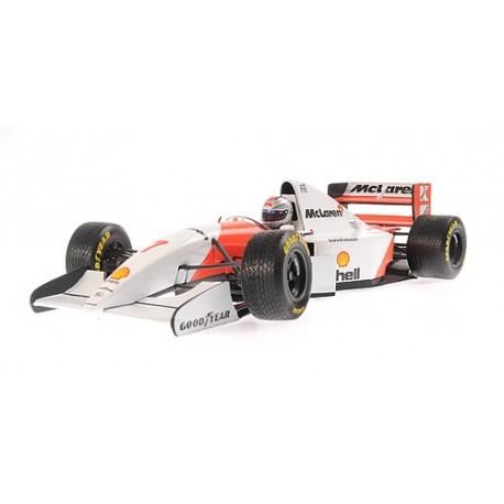 McLaren Ford MP4/8 F1 Europe 1993 Michael Andretti Minichamps 530931827