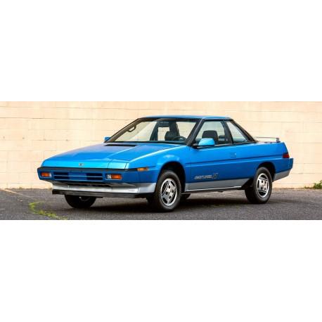 Subaru XT 1985 DNA Collectibles DNA000069