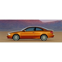 Volvo C70 Coupe 1998 DNA Collectibles DNA000066