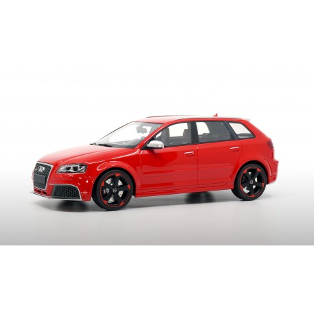 Audi RS 3 (8P) 2011 Black Wheels DNA Collectibles DNA000056