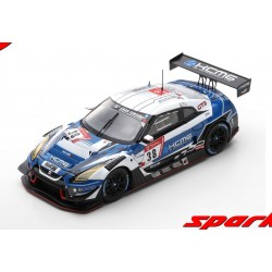 Nissan GTR Nismo GT3 38 24 Heures du Nurburgring 2019 Spark SG560