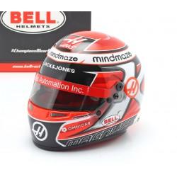 Casque Helmet 1/2 Kevin Magnussen F1 2020 Bell