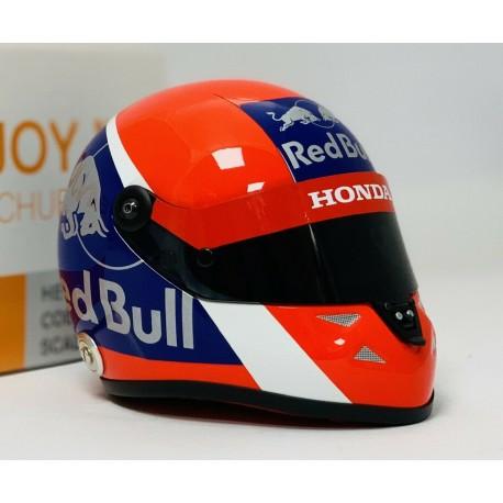 Casque 1/2 Daniil Kvyat F1 2020 Schuberth