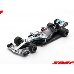 Mercedes F1 W11 EQ Performance 77 F1 Test Barcelona 2020 Valtteri Bottas Spark 18S474