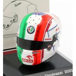Casque Helmet 1/8 Antonio Giovinazzi Sauber F1 2020 Spark HSP055