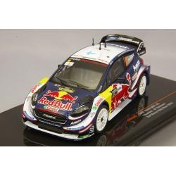 Ford Fiesta RS WRC 5 Monza Rally 2018 Suninen Salminen IXO RAM695