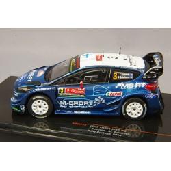 Ford Fiesta RS WRC 3 Rallye du Portugal 2019 Suninen Salminen IXO RAM714