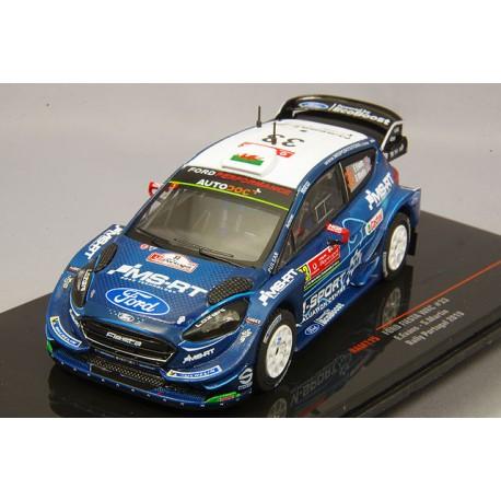 Ford Fiesta RS WRC 33 Rallye du Portugal 2019 Evans Martin IXO RAM715