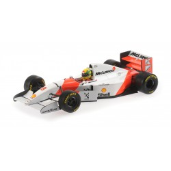 McLaren Ford MP4/8 F1 Europe 1993 Ayrton Senna Minichamps 540931818