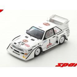 Audi Sport Quattro S1 E2 1 Winner Olympus Rally 1985 Hannu Mikkola Arne Hertz Spark S7896