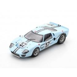 Ford MK2B 57 24 Heures du Mans 1967 Spark 18S471