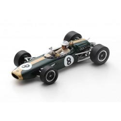 Brabham BT22 8 F1 Monaco 1966 Denny Hulme Spark S7091
