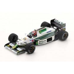 Lotus 102 B 12 F1 Australie 1991 Johnny Herbert Spark S4591