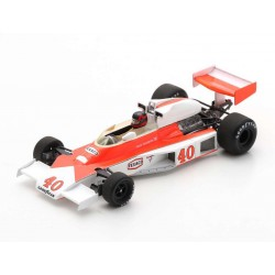 McLaren M23 40 F1 Angleterre 1977 Gilles Villeneuve Spark S5744