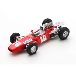 Brabham BT7 18 F1 Angleterre 1966 Jo Bonnier Spark S5248