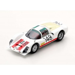 Porsche 906 148 Targa Florio 1966 Spark 43TF66