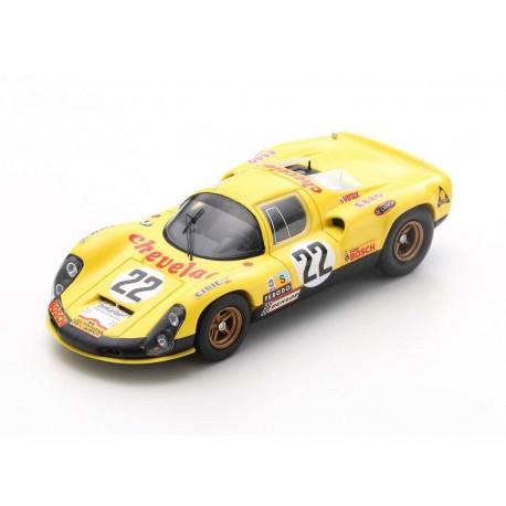 Porsche 910/6 22 24 Heures du Mans 1973 Spark S4687