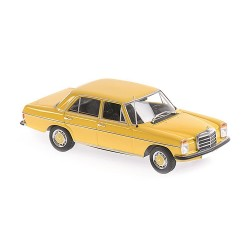 Mercedes Benz 200 1968 Yellow Minichamps 940034006
