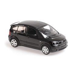Audi A2 2000 Black Metallic Minichamps 940019001